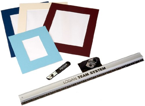 Logan 440-1 Team Cutting System Plus For Framing, Matting, Precision Cutting, and Design
