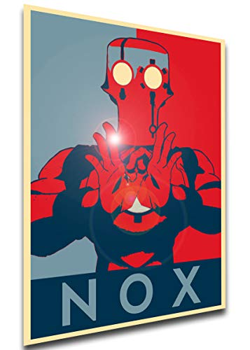 Instabuy Poster - Propaganda - MA0270 - Wakfu - Nox A3 42x30
