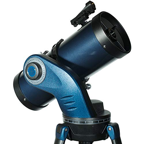 Meade Starnavigator NG 130mm f/7.7 GoTo Reflector Telescope with Travel Pack Bag