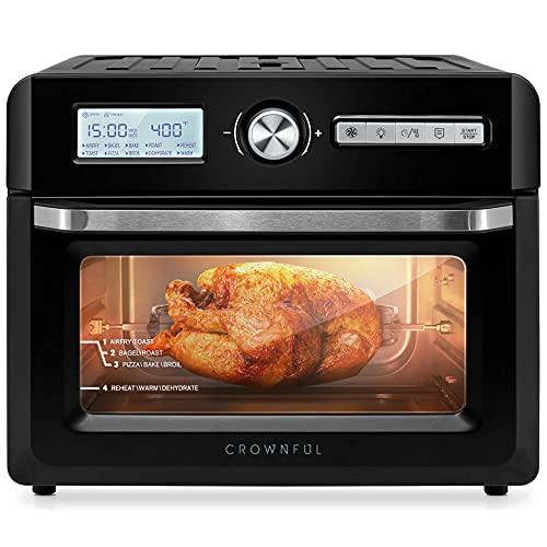los mejores microondas con grill fabricante CROWNFUL