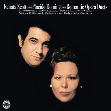 Plácido Domingo: Romantic Opera Duets