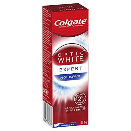 Colgate Optic White Teeth Whitening Toothpaste