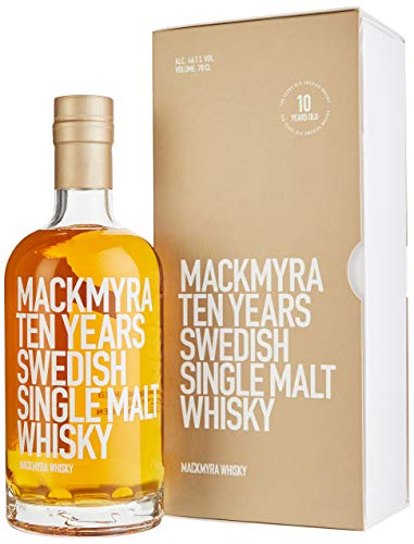 Mackmyra 10 Jahre Single Malt (1 x 0.7 l)
