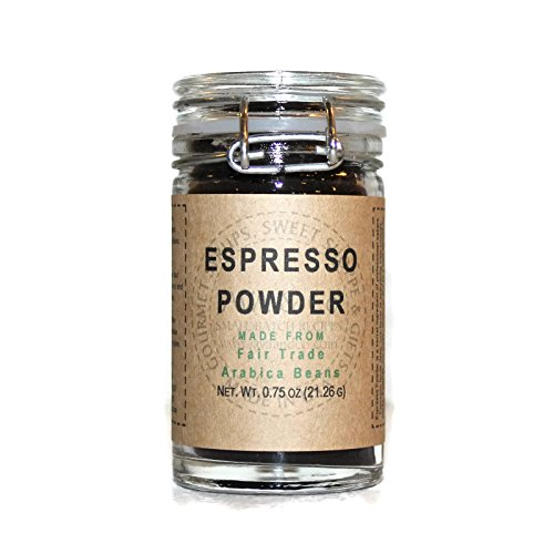 Espresso Powder by JAVA & Co., Made from Fair Trade Arabica Beans