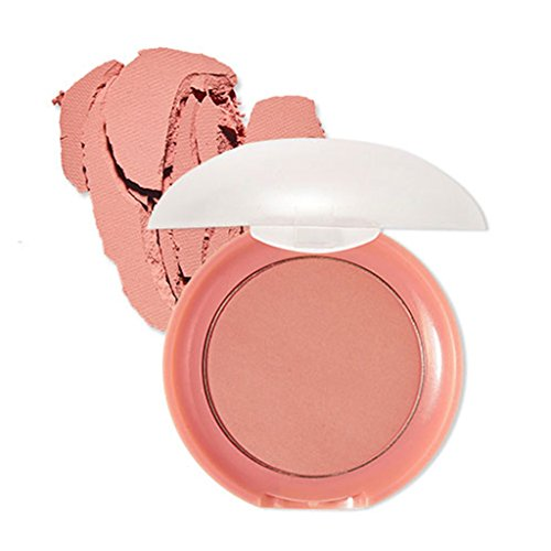 ETUDE HOUSE Lovely Cookie Blusher 7.2g #11 Peach Chox Wafers - Sebum Control Powder for Long Lasting, Clear and Vivid Cheek Color