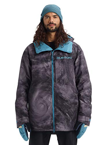 Burton Mens Gore-Tex Radial Shell Jacket, Low Pressure, Medium