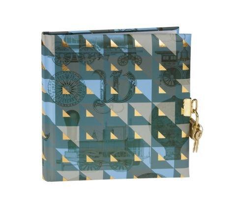 Goldbuch Diario Inventum 16.5x 16.5cm