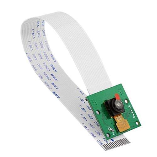 Gracy Camera Module Raspberry Pi Megapixel 1920x1080 Video Mini Webcam Sensor Compatible with 2B 3B 4B,Components