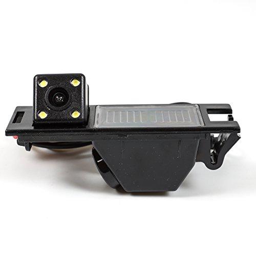 Caméra de recul CCD pour Hyundai IX35/New Tucson - Caméra de recul - Aide au stationnement - Vision nocturne - Lumière LED étanche