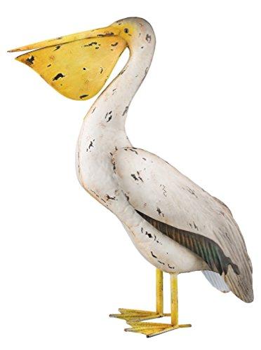 Regal Art &Gift Pelican Decor, 22-Inch, Head up