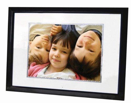Digital Spectrum MemoryVUE Gallery MV-1700 Plus 17-Inch Digital Picture Frame (Black) Camera Computers Digital Features Frames Photo Picture