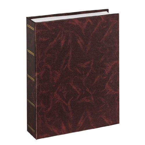 Hama 1767 Album, 13 x 18 cm, 100 Pagine, 100 Foto, Marrone