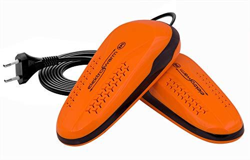 Elektrowarm SB-7 Secadores de Zapatos, Unisex Adulto, Naranja, 17 cm