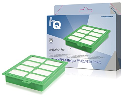 HQ W7 54908 Active HQN Filtre HEPA pour Philips/Electrolux