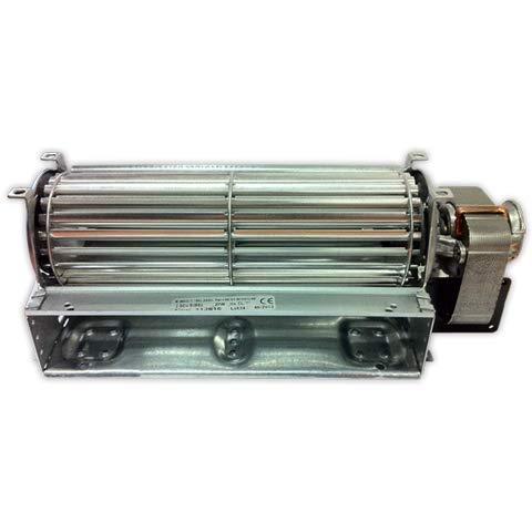 DOJA Industrial   Ventilador tangencial TGA-60/180-20   tangenciales Pala 180x60 M. Derecha, 27 W, 130 m³/h