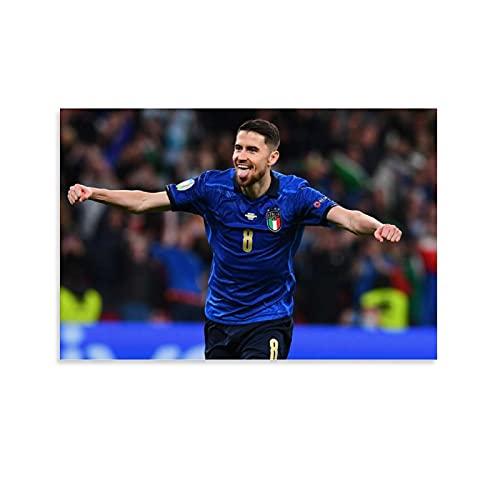 Poster Jorginho Euro 2020