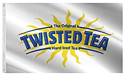 Twisted Tea Wall Banner