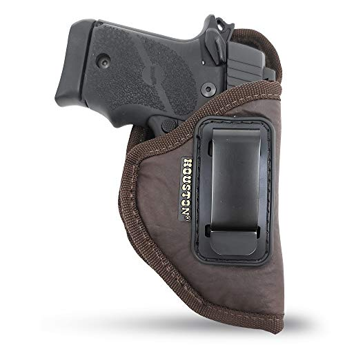 Brown IWB ECO Leather Concealment Holster by Houston -...