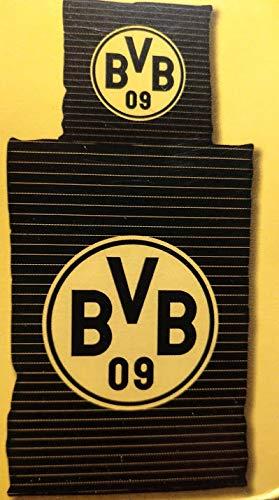Borussia Dortmund BVB Bettwäsche 135/200 80/80 cm