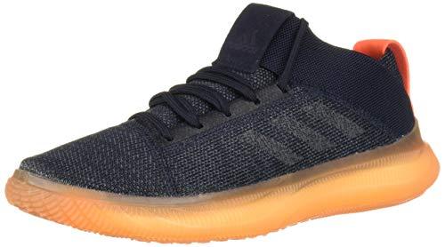 adidas Women's Pureboost Trainer Cross, Legend Ink/Grey/hi-res Coral, 9.5 M US