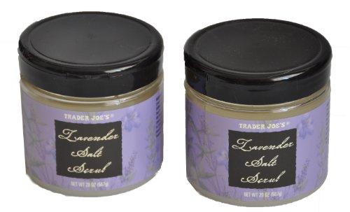Trader Joe's Lavender Salt Scrub (2-Pack)