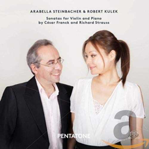 Franck/Strauss: Sonatas for VI