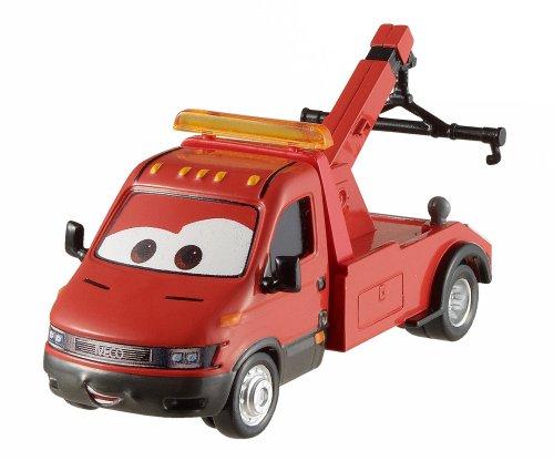Disney Pixar Cars - Série Deluxe - Méga Véhicule - Towin' Eoin (Allinol Blowout Series, # 7 of 9) - Véhicule Miniature - Voiture