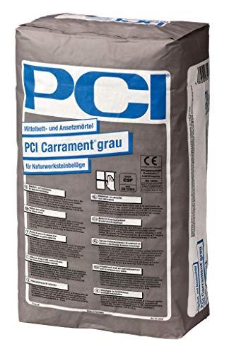 PCI Carrament 25 kg, versch. Farben Grau