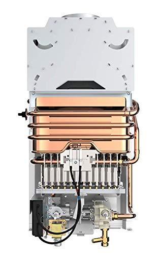 JUNTEK Calentadores de gas