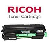 Ricoh 6430DN Laser Toner Cartridge Use for Ricoh SP 6430DN Monochrome A3/A4 Printer 38 PPM with Automatic Duplex and Network Support Best for Business Use