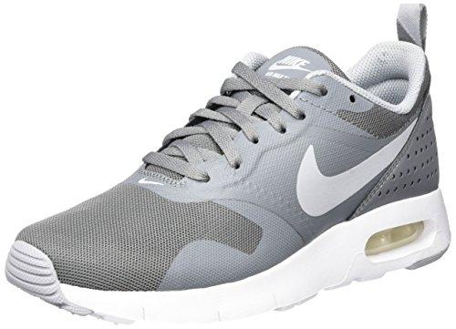 Nike Jungen Air Max Tavas Outdoor Fitnessschuhe, Schwarz, Grau (Cool Grey/Wolf Grey-White), 36.5 EU