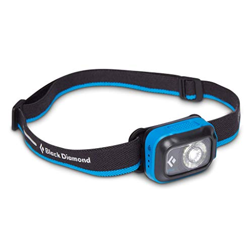 Black Diamond Sprint 225 HEADLAMP Linternas Frontales de Acampada y Marcha, Unisex-Adult, Ultra Blue, All