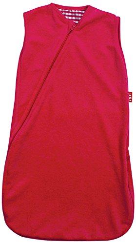 ISI mini 9020130A slaapzak zonder mouwen met speciale ritssluiting, roze (fuchsia), 80 cm
