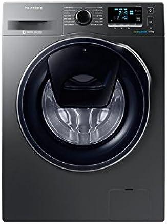Amazon.es: lavadoras carga frontal 8 kg - Samsung: Hogar y cocina