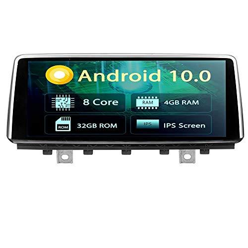 ROADYAKO 10,25 Pouces Android 8.1 pour BMW X5 F15 2014 2015 2016 2017 Autoradio CD Stéréo Navigation GPS 3G WiFi Lien Miroir RDS FM AM Bluetooth AUX Multimédia Pas de DVD