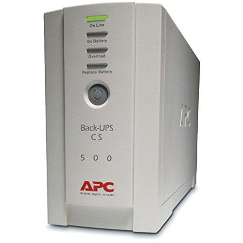 APC by Schneider Electric BK500 500VA 300W UPS
