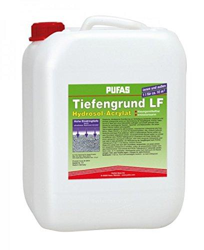 Pufas Tiefengrund LF Acryl-Hydrosol (Haftgrund für Farben) 10 Liter