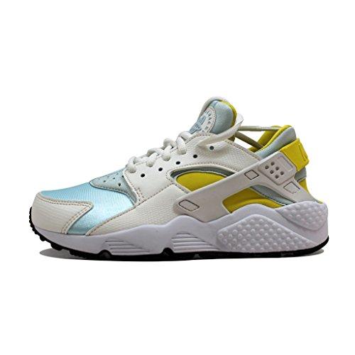 Nike Air Huarache Unisex Adulto, Sintetico, Sneaker Bassa, 38.5 EU