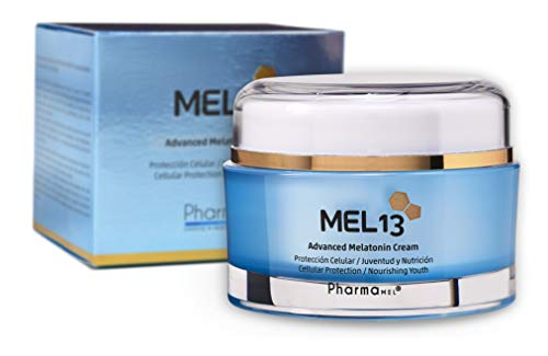 Pharmamel – MEL13 Crema Facial Antiedad para Todo Tipo de Pieles