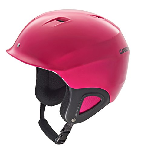 Carrera Skihelm Cj-1, Pink Shiny, 53-57