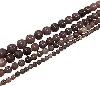 purple aventurine beads