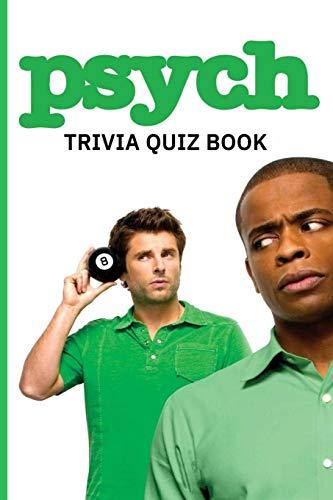 Psych: Trivia Quiz Book