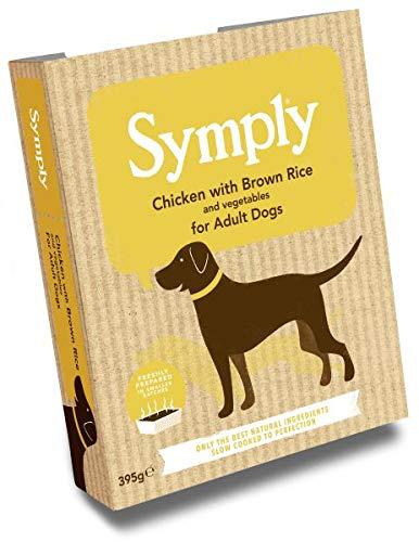 395 GR Symply adult kip/rijst hondenvoer