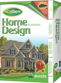 PUNCH! HOME AND LANDSCAPE DESIGN WITH NEXGEN TECHNOLOGY V2 SB (SOFTWARE - PRODUCTIVITY)