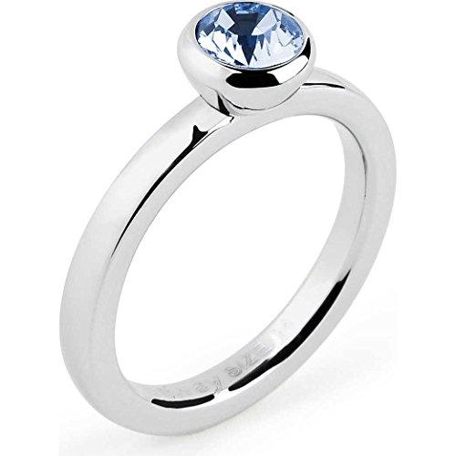 anello donna gioielli Brosway Tring misura 16 classico cod. BTGC37C