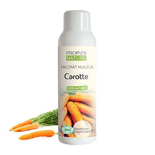 PROPOS'NATURE Macerat Huileux Carotte Bio 100 ml Lotion