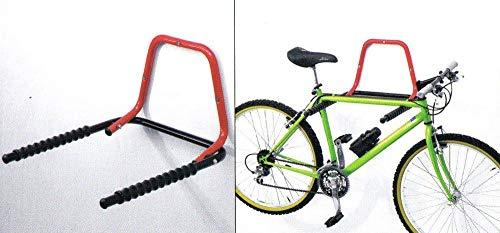 IWH Bonin Portaciclo a Muro Bike Hanger per 3 cicli
