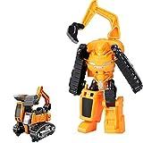 WBTY Transformers - Juguete de coche (2 en 1), diseño de robot, juguete para niños, modelo de coche, juego de juguete para niños, regalo de cumpleaños de Navidad, para niños y niños