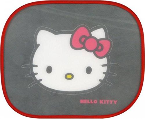 XtremeAuto Hello Kitty - Parasol lateral para coche con adhesivo