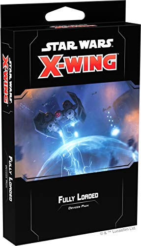 X-Wing 2nd Ed: Fully Loaded Devices Pack